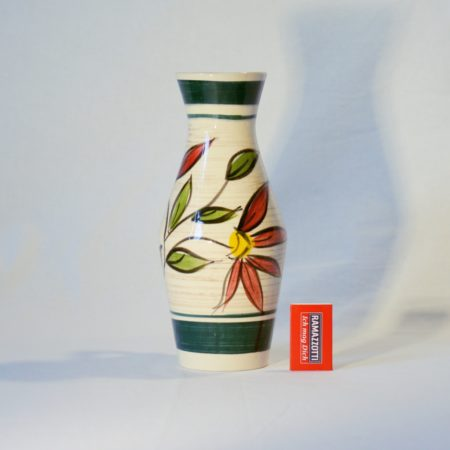 BAY Keramik Vase 271-25 von 1959  home of vintage