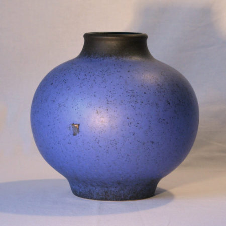 Jasba Fat Lava Vase UFO 1124 22 W-Germany  home of vintage