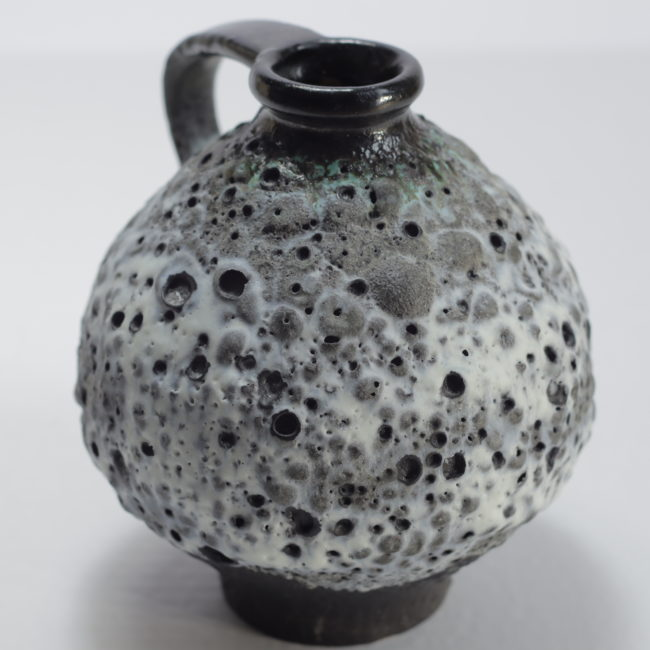 Ruscha Fat Lava Vase 352 Mid Century  home of vintage