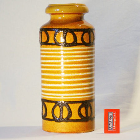 Scheurich Keramik Vase 517-30 West-Germany  home of vintage