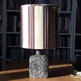 mobach keramik lampe