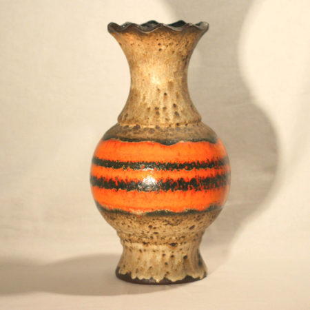 Fat Lava Vase von Soendgen 536-30  home of vintage