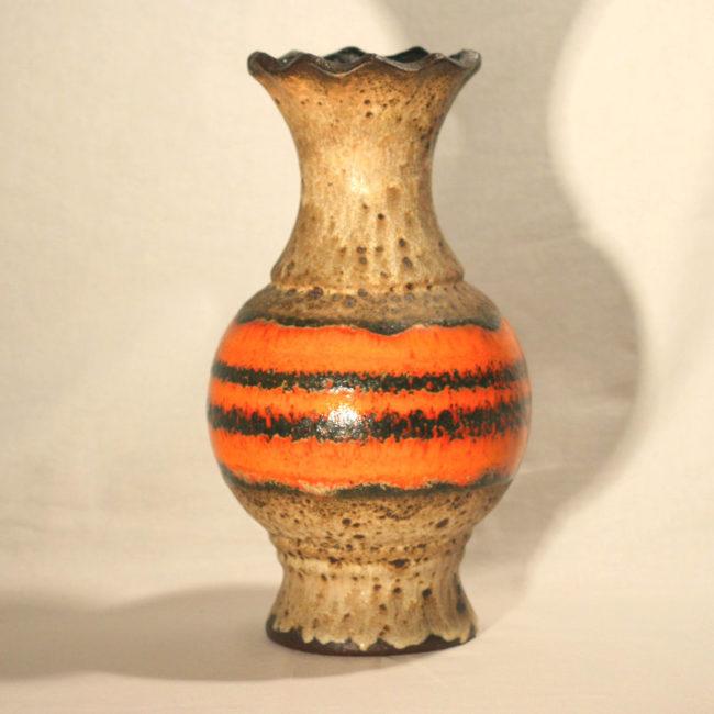 Fat Lava Vase von Soendgen 536-30  home of vintage