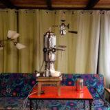 WMF Kaffeemaschine 30er Jahre Antik