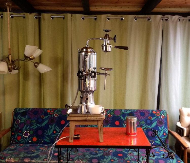 WMF Kaffeemaschine Antik
