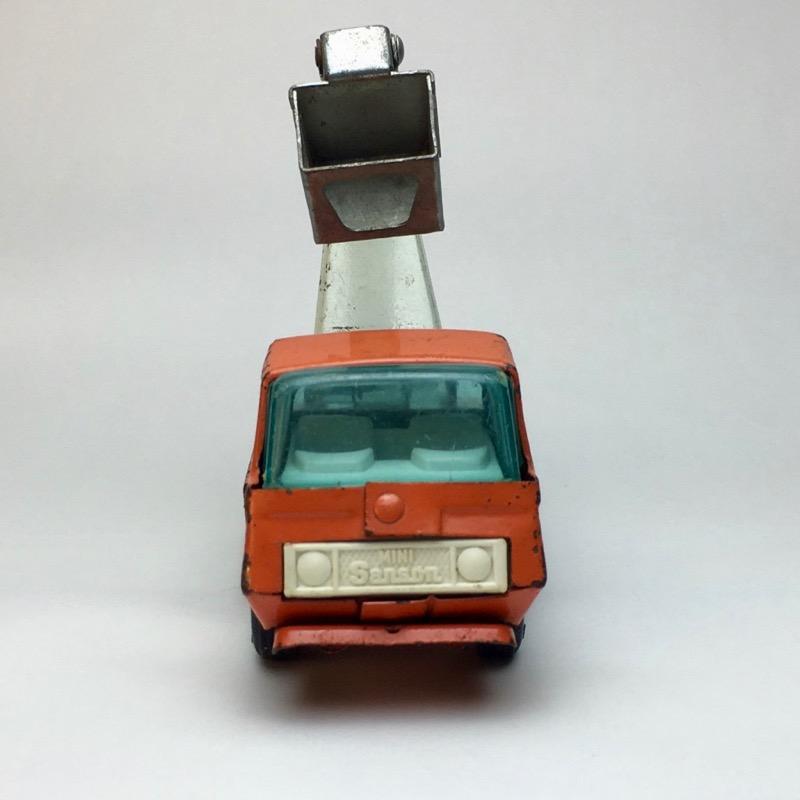 Tonka Rico Mini Truck von vorn