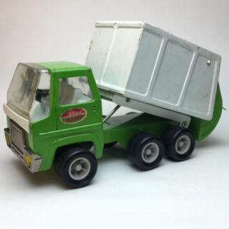 Tonka Rico Garbage Truck Müllwagen klappbar