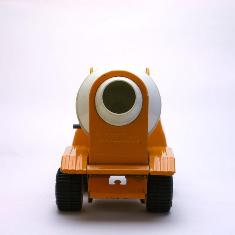 Tonka Zement Mischer Truck Trommel