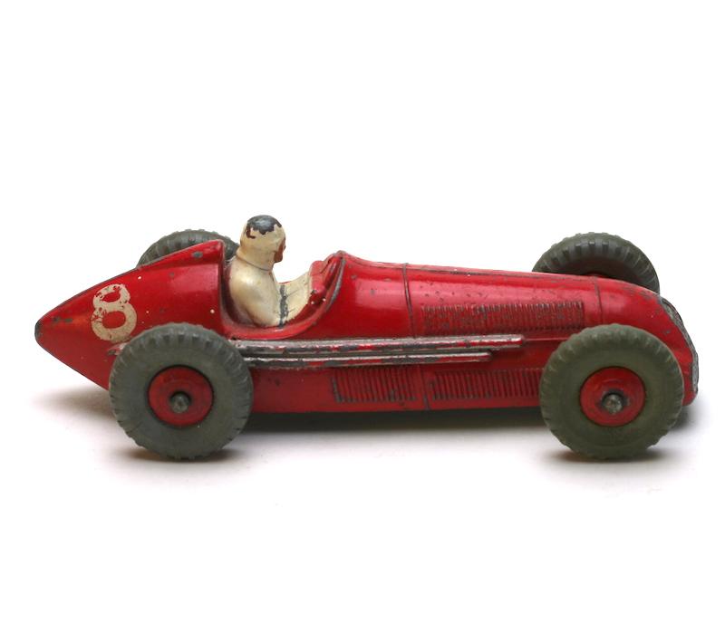 Dinky Toys 232 Alfa Romeo rechte Seite