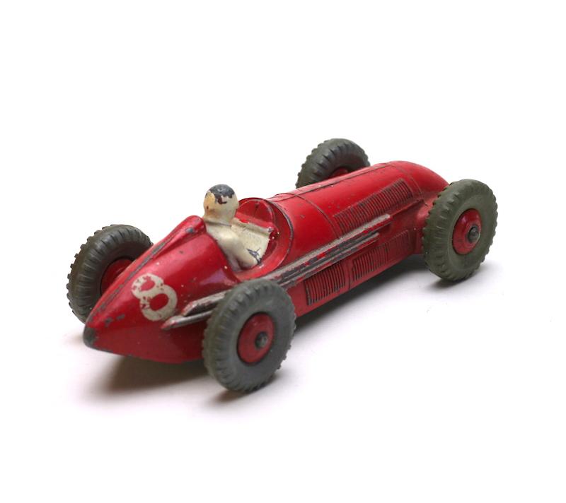 Dinky Toys 232 Alfa Romeo hinten rechts