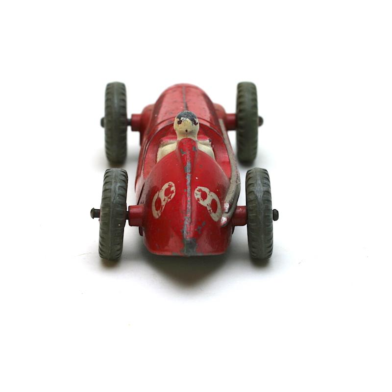 Dinky Toys 232 Alfa Romeo von hinten