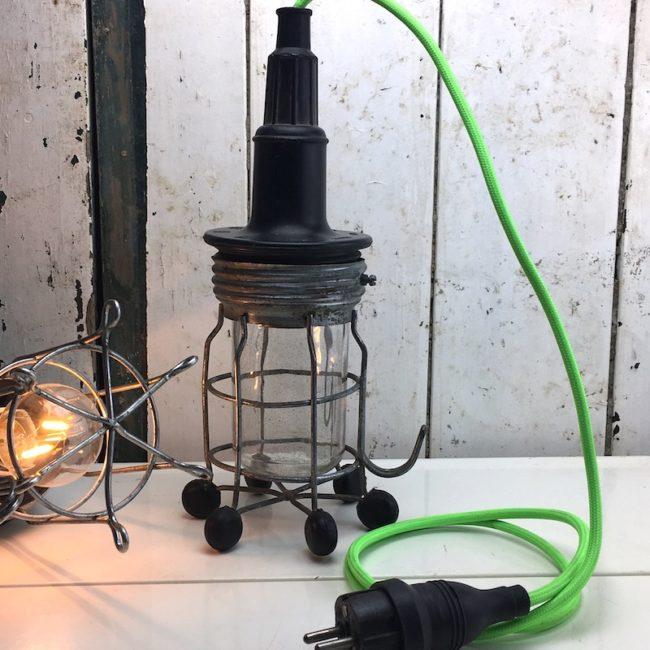Rademacher Handlampe Werkstattleuchte Industrie  home of vintage