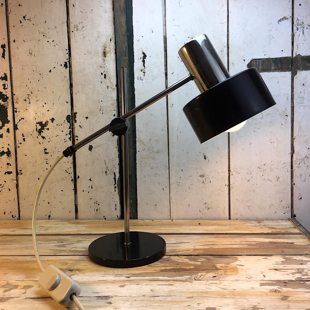 Lampe 60er 70er Jahre Tischlampe Leuchte