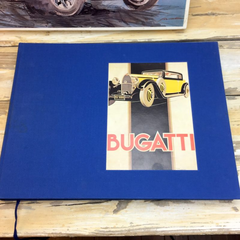 Bugatti by Hugh Conway and Jacques Greilsamer cover