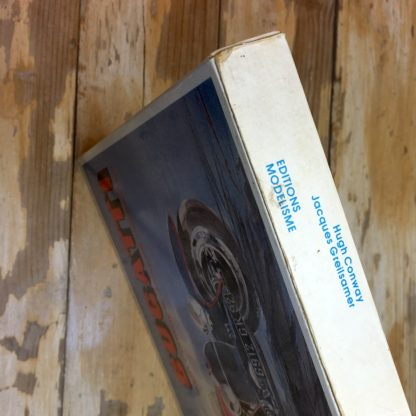 Bugatti by Hugh Conway and Jacques Greilsamer slipcase use