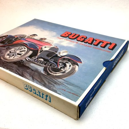 Bugatti by Hugh Conway and Jacques Greilsamer  home of vintage