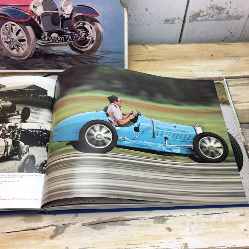 Bugatti by Hugh Conway and Jacques Greilsamer
