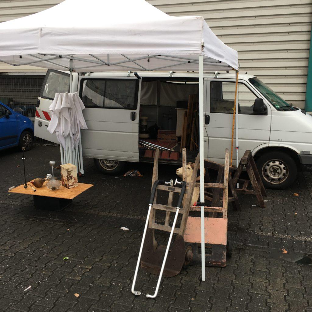 Radschlägermarkt Grossmarkt letztes Mal