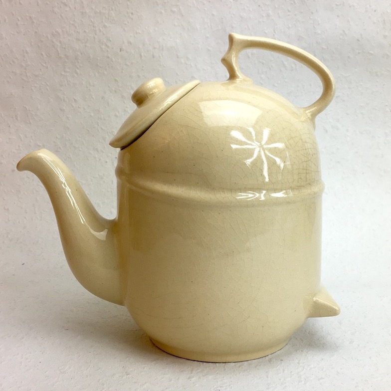 ronnefeldt kippkanne teekanne elfenbein selten 1