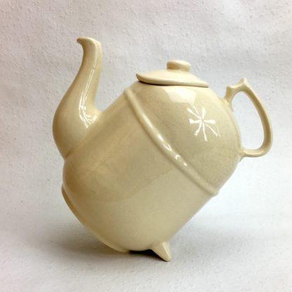 ronnefeldt kippkanne teekanne elfenbein selten gekippt