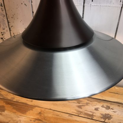 seltene hängelampe space age deckenlampe tulip design aufsicht