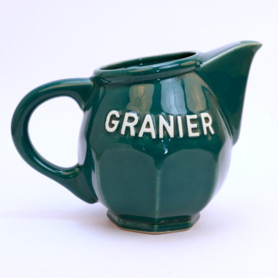 Granier Krug Pitcher Pitchets Anis Absinthe Pastis