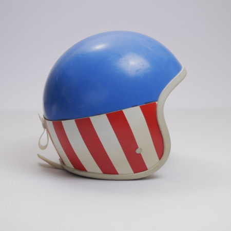 Römer Jethelm Original 60er Jahre USA Easy Rider ca. Gr.60  home of vintage