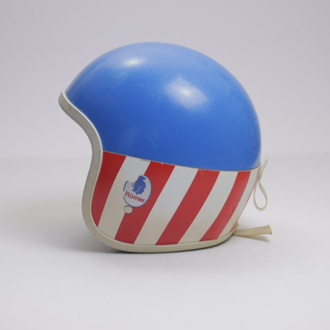 Römer Jethelm Original 60er Jahre USA Easy Rider ca. Gr.60  home of vintage