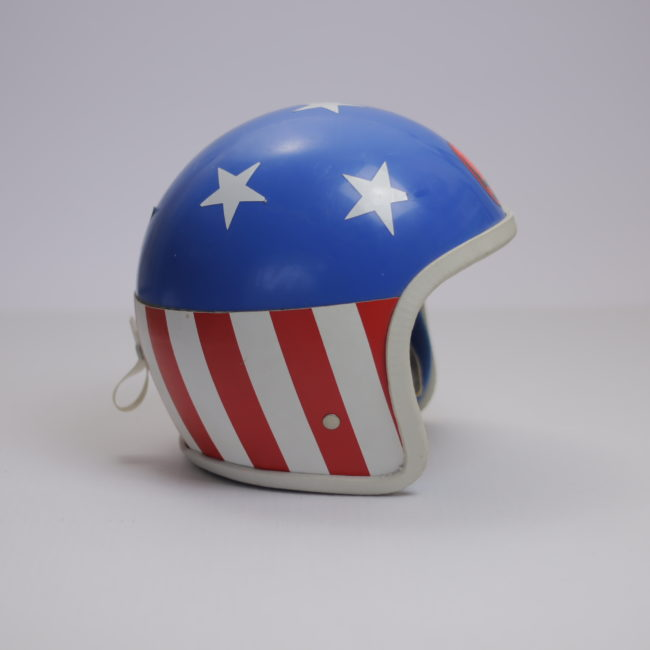 Selten Jethelm Römer Easy Rider USA Stars & Stripes kl. Gr.  home of vintage