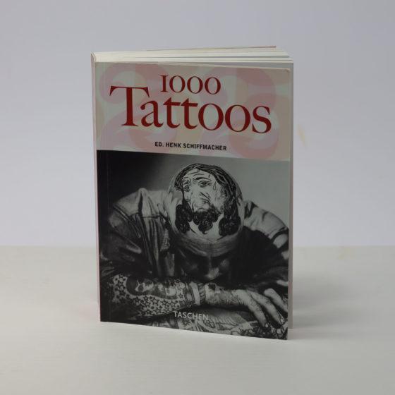 Abbildung 1000 Tattoos Taschen verlag 25 Jahre